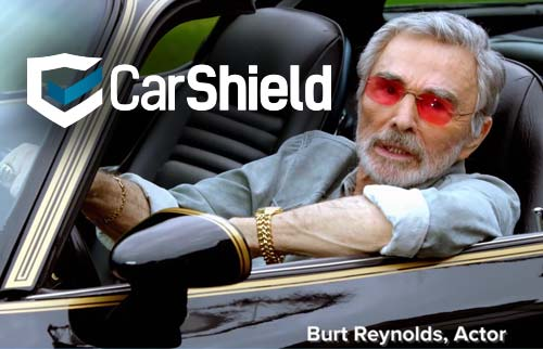 CarShield With Burt Reynolds - Ernie Hudson - Larry McReynolds - and Mike Ditka