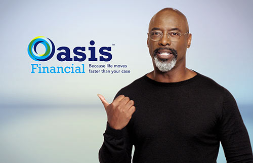 Oasis Financial with Isaiah Washington