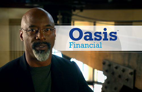 Oasis Financial Isaiah Washington 2018 Commercial