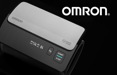 Omron EVOLV Portable Blood Pressure Monitor